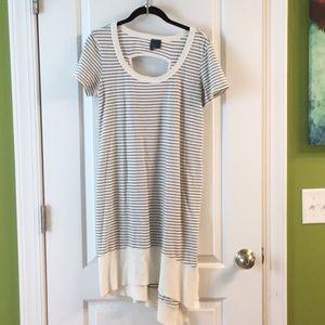 Anthropolgie striped dress